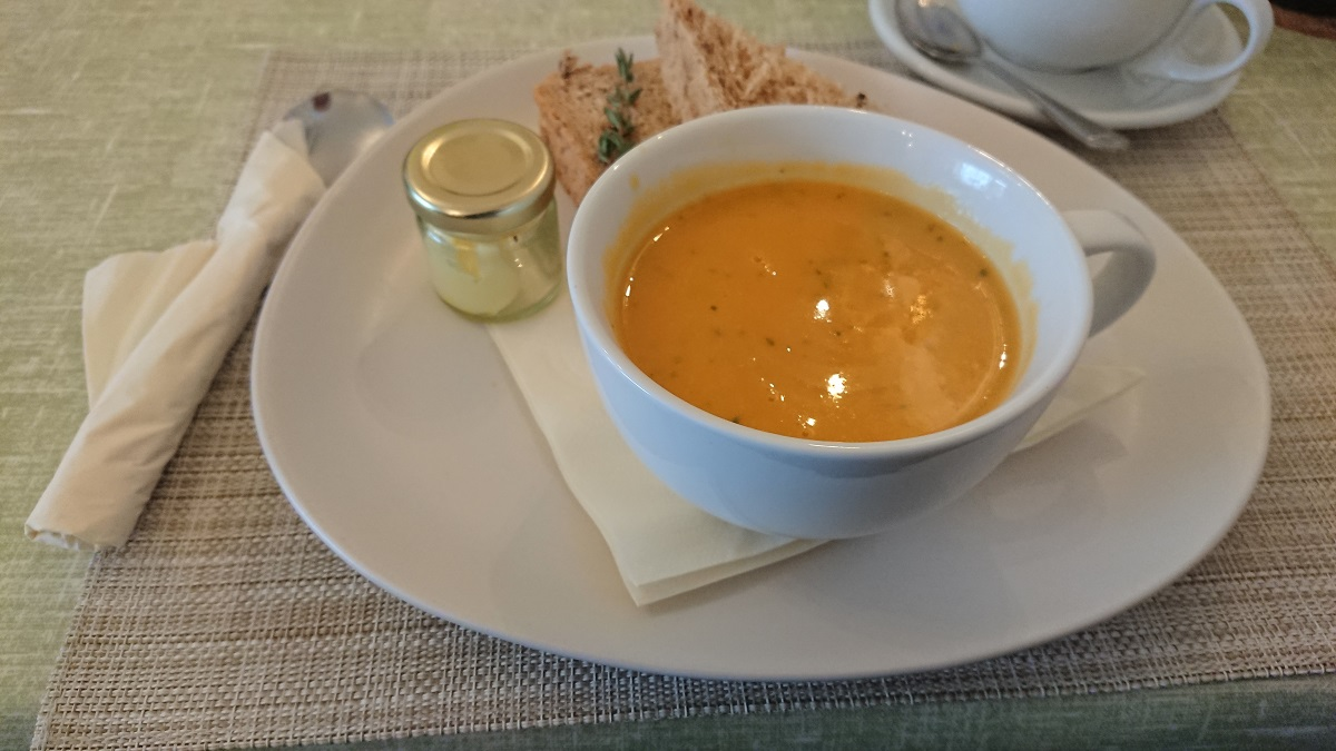 Homemade Soup Midhurst South Downs