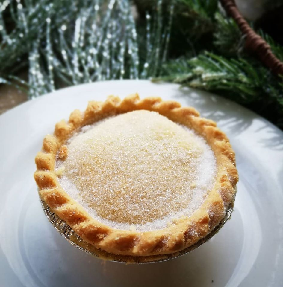 Vegan mince pies Chichester West Sussex