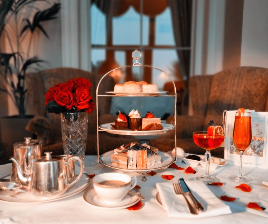 The best high teas in Eastbourne, East Sussex, the South Coast