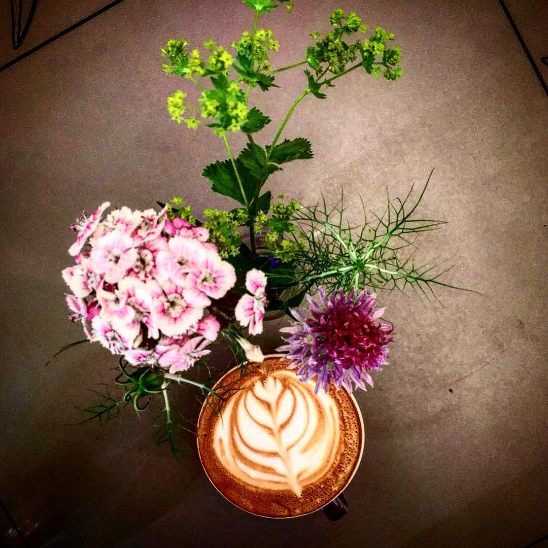 Best coffee shops in the south of England