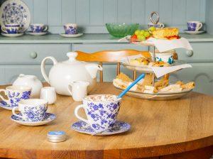Afternoon tea in Sittingbourne